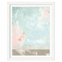 Sea Mist II Framed Print
