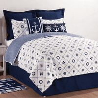 Sea Port Quilt Bedding Collection