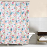 Sea Reef Shower Curtain