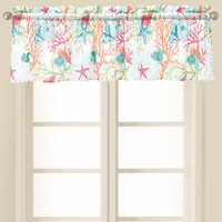 Sea Reef Valance