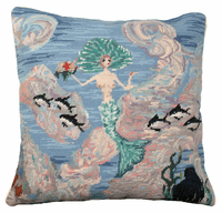 Sea Siren II Pillow