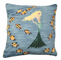 Sea Siren III Pillow
