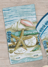 Sea Tales Kitchen Towel