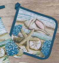 Sea Tales Pot Holder