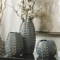 Sea Treasures Vases - Set of 3