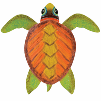 Sea Turtle Escape Wall Art - Small