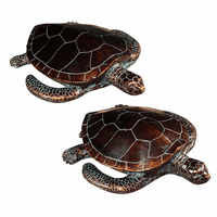 Sea Turtle Pair - Set of 2