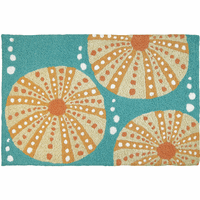 Sea Urchin Trio Indoor/Outdoor Rug