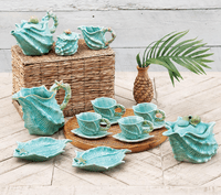Sea Wave Dinnerware Collection