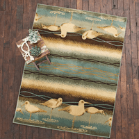 Seabird Shore Rug Collection