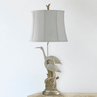 Seabirds Dance Table Lamp