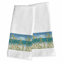 Seabreeze Hand Towels - Set of 2