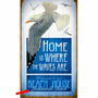 Seagull Waves Personalized Sign