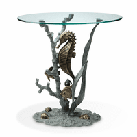 Seahorse End Table