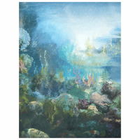 Seascape Indoor/Outdoor Canvas Art - OVERSTOCK