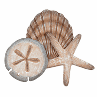 Seashell Wood Wall Art