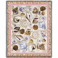 Seashells Blanket