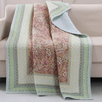 Seaside Garden Throw