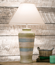 Seaside Waves Table Lamp