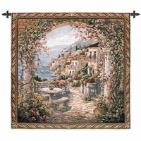 Seaview II Wall Tapestry