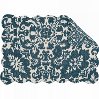 Serendipity Cerulean Table Linens