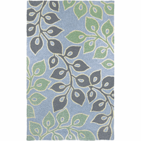 Serene Foliage Indoor/Outdoor Rug Collection
