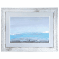 Serene I Framed Art
