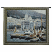Setting Sail Wall Tapestry