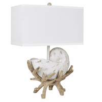 Shell Cradle Table Lamp