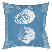 Shell Reflections Pillow