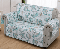 Seaside Memories Loveseat Protector