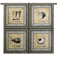 Shellworks Large Wall Tapestry