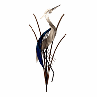 Shoreline Egret Wall Art