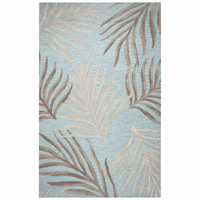 Shoreside Palms Rug Collection
