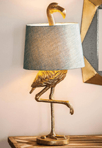 Shy Flamingo Table Lamp