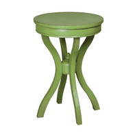Siena Apple Green Accent Table