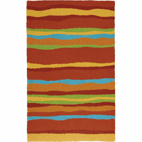 Siesta Stripes Indoor/Outdoor Rug Collection