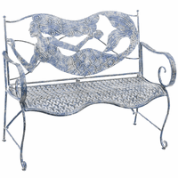 Siren Metal Bench