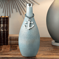 Small Wiscasset Anchor Vase