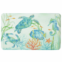 Snorkel Sea Life Memory Foam Mat Collection