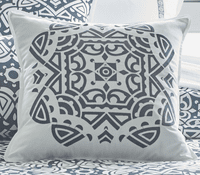 Soho Medallion Pillow