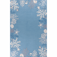 Peaceful Seas Rug Collection