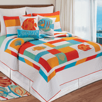 South Seas Quilt Bedding Collection