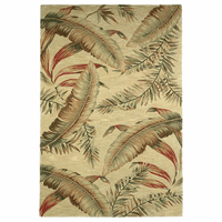 Sparta Ivory Ferns Rug Collection