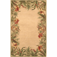 Sparta Ivory Rainforest Rug Collection
