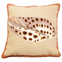 Spotted Shell Pillow