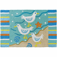 Spry Seagulls Indoor/Outdoor Rug