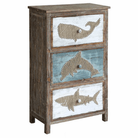 St. Croix 3 Drawer Chest