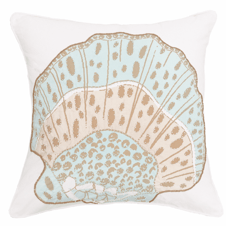 St. Ives Shell Pillow