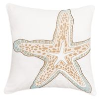 St. Ives Starfish Pillow